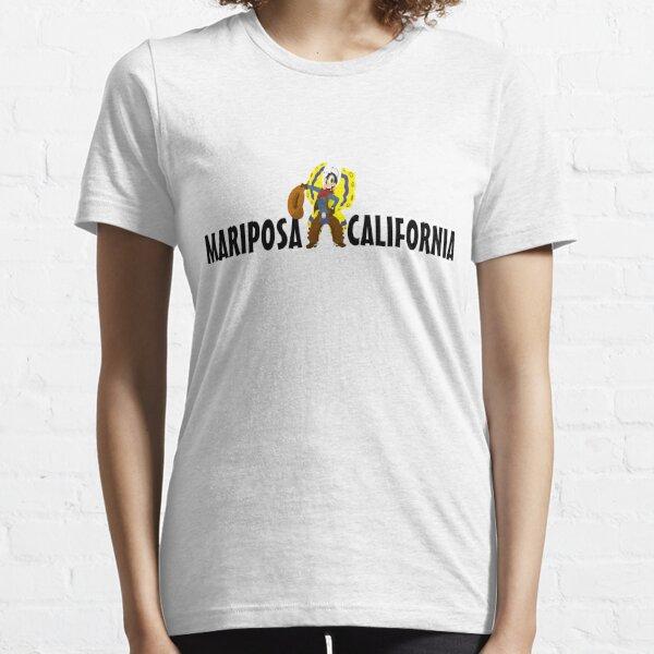 Mariposa's Amigo De Oro Essential T-Shirt