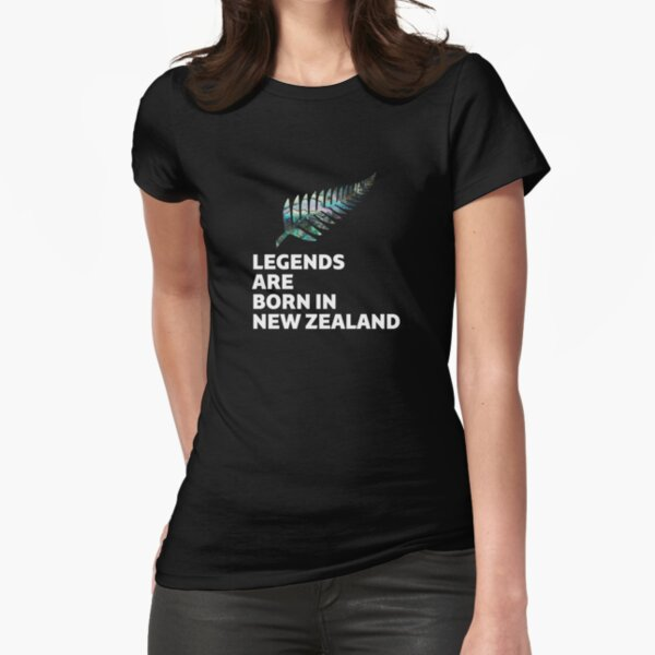 Silver Fern Unisex Embroidered Polo Shirt Great for Supporting New Zealand During Football Cricket Rugby Great for Any Birthday Present Secret Santa Present or for Any Kiwi New Zealander