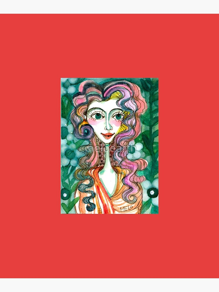 Happy Woman  by meloearth