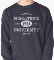 Miskatonic University Pullover
