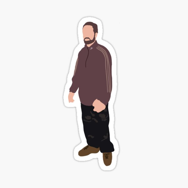 Track Jacket Stickers | Redbubble