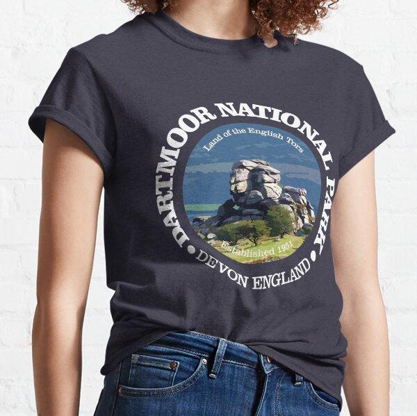 Dartmoor National Park (NP) Classic T-Shirt