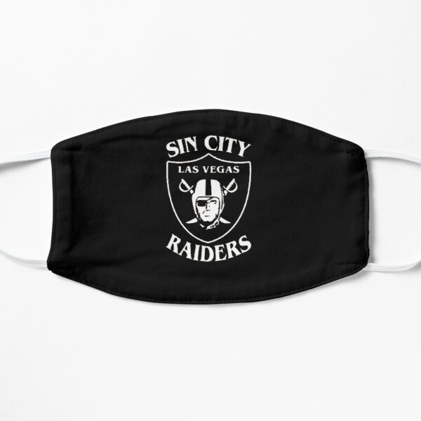 Sin City Las Vegas Raiders Mask