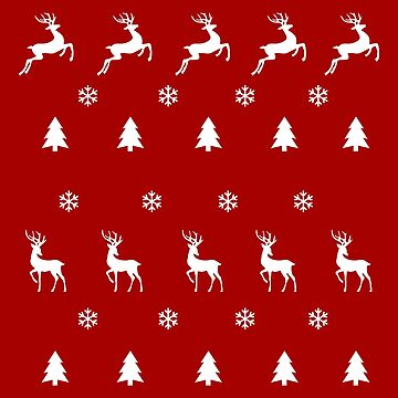 Christmas Pattern by tunevisuals