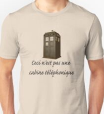 This is not a phone box T-Shirt