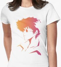Spike Cowboy Bebop Women's Fitted T-Shirt