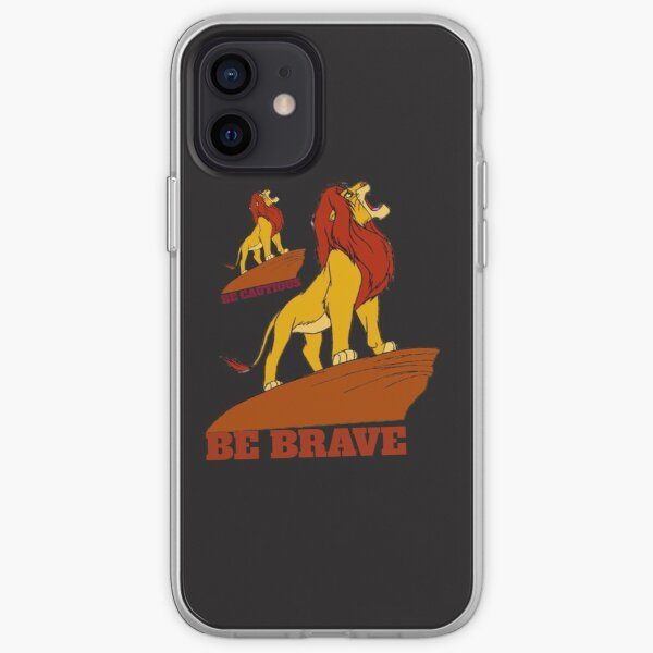 Be Brave iPhone Soft Case