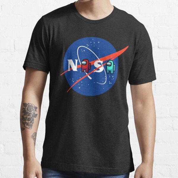 Among Us x NASA Collaboration  Essential T-Shirt