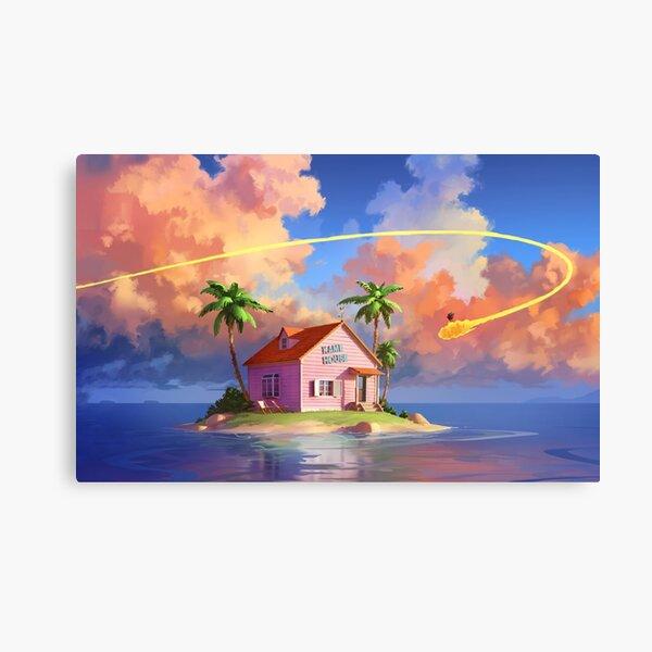 Kame House Impression sur toile