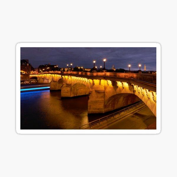 Pont Neuf (Paris) Sticker
