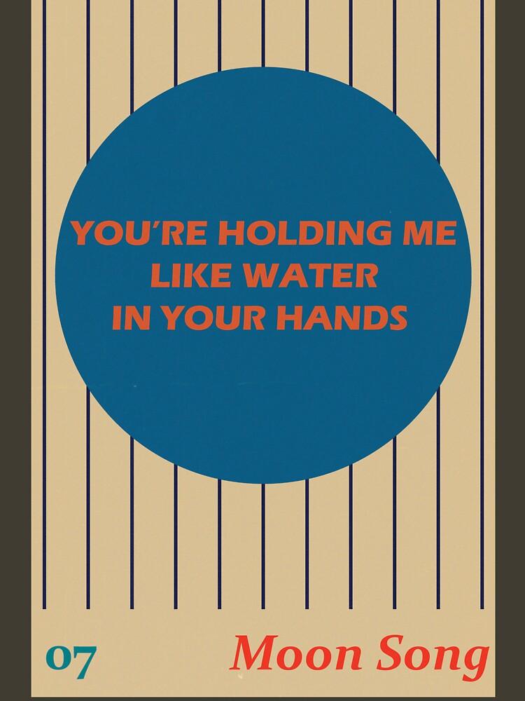 Phoebe Bridgers Moon Song lyrics by NazarenaSantos