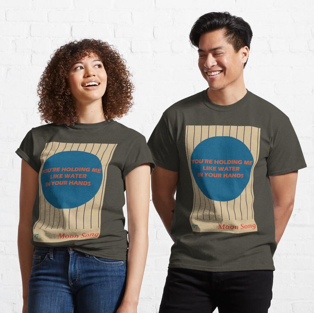 Phoebe Bridgers Moon Song lyrics Classic T-Shirt