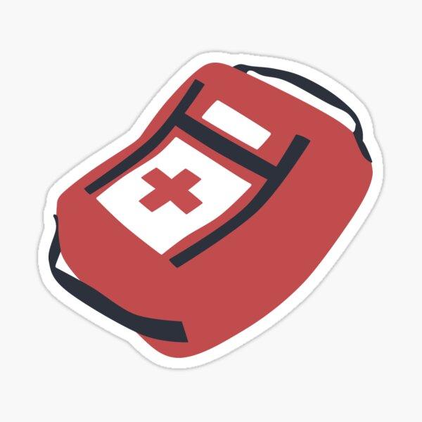 Left 4 Dead First Aid Kit Sticker