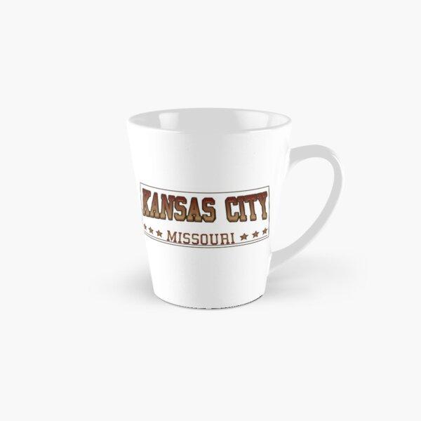 Kansas city Missouri sports football baseball fan Tall Mug