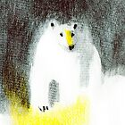 Polar Bear by LinetteNo