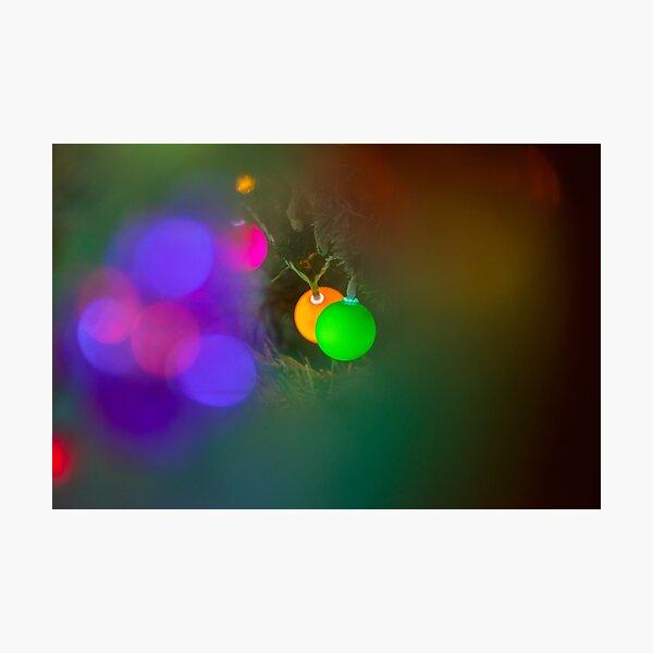 Christmas 2 Photographic Print
