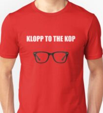 KLOPP to the KOP Slim Fit T-Shirt