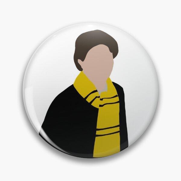 Cedric Diggory Pin