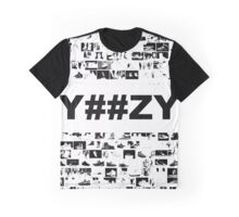 CAN'T AFFORD NO Y##ZY Graphic T-Shirt