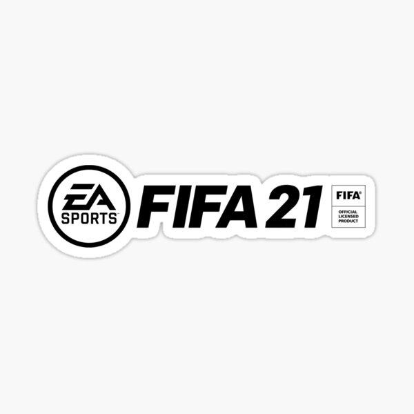 FIFA 21 LOGO Sticker