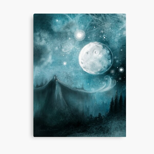 Break on Through to the Otherside Canvas Print