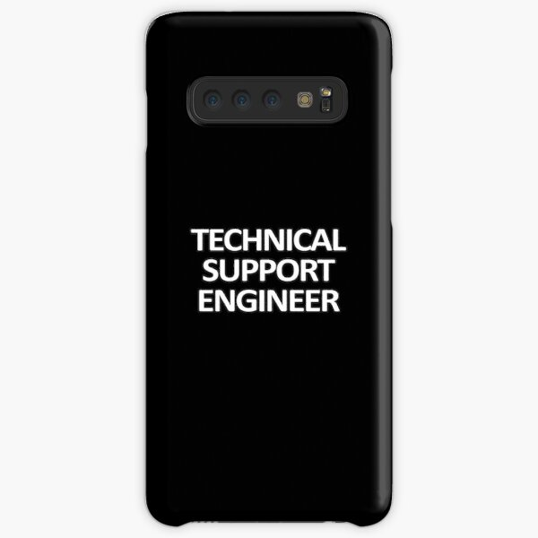 Technical Support Engineer Samsung Galaxy Snap Case
