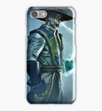 Raiden, Mortal Kombat iPhone Case/Skin