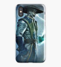 Raiden, Mortal Kombat iPhone Case/Skin