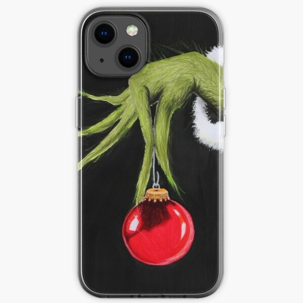 Who stole Christmas? iPhone Soft Case