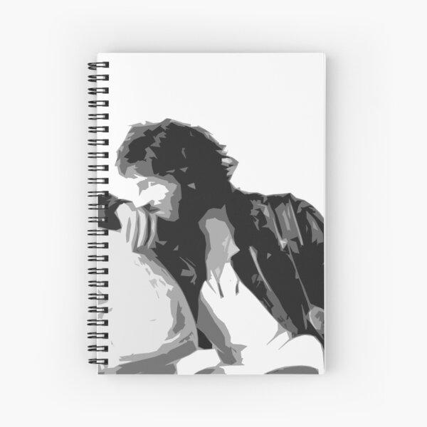 Springsteen Spiral Notebook