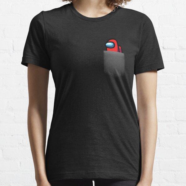 Mini Crewmate Pocket Friend Essential T-Shirt