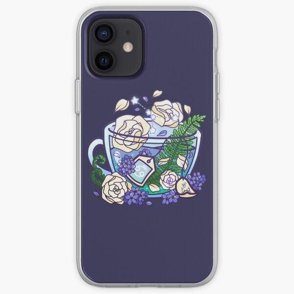 Tasse à thé Cancer Zodiac Coque souple iPhone