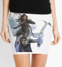 Tomb Raider  Mini Skirt