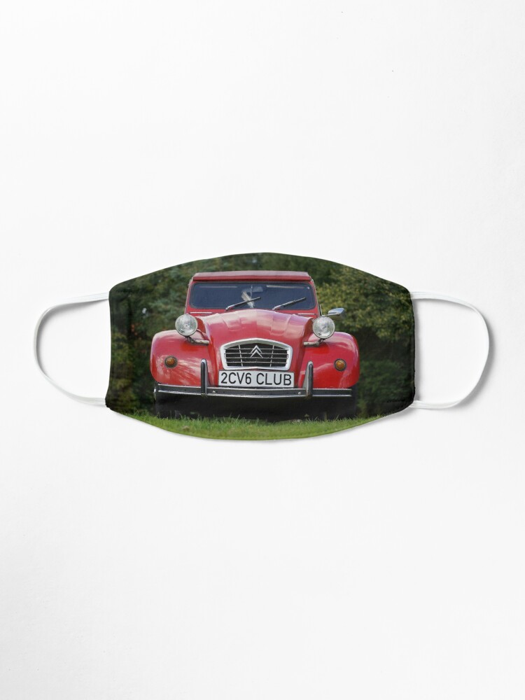 Alternative Ansicht von 2CV6 Club Ente Deux Chevaux Maske