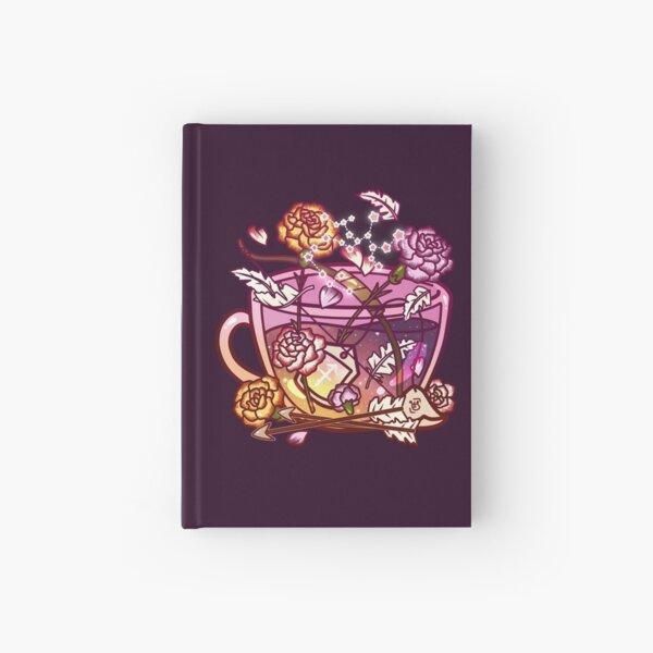 Sagittarius Zodiac Teacup Hardcover Journal