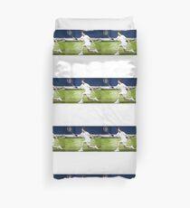 Andy Murray Wimbledon Tennis Duvet Cover