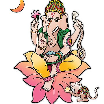 Sri Ganesha by Sushila