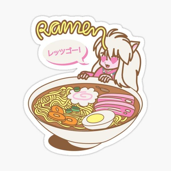 Rettsu gou Ramen! Sticker