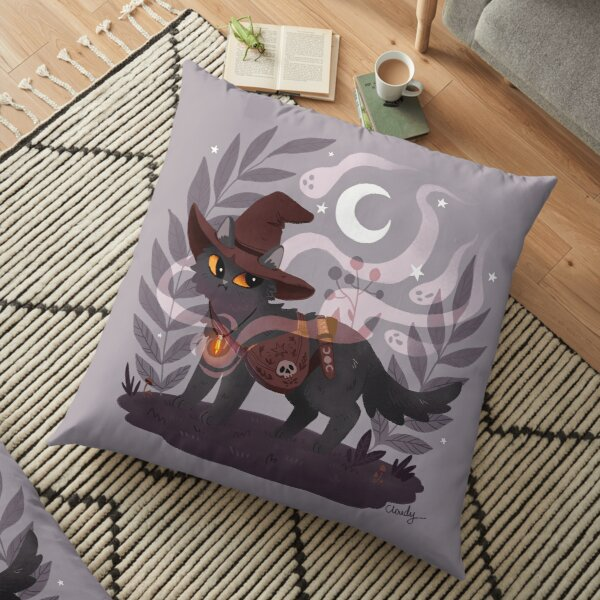 Witchy business Floor Pillow