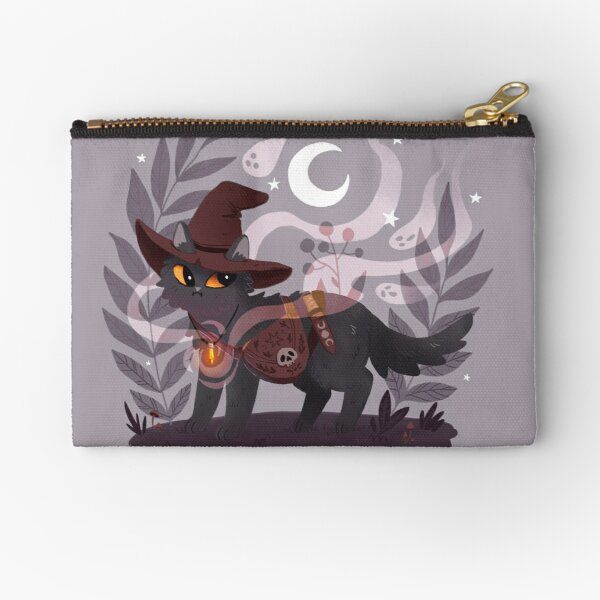 Witchy business Zipper Pouch