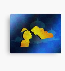 Agrabah Nights Canvas Print
