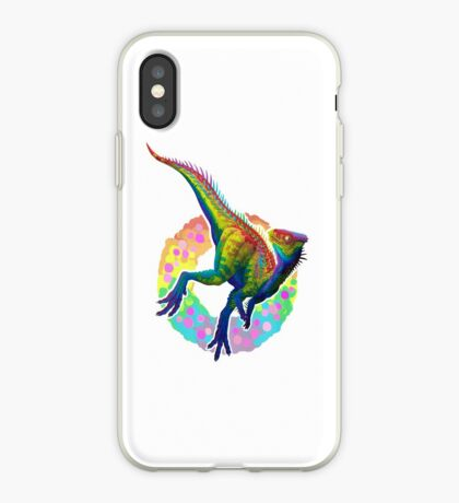 Homalocephale (without text)  iPhone Case