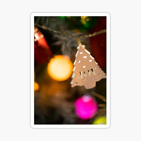 Christmas 14 Sticker