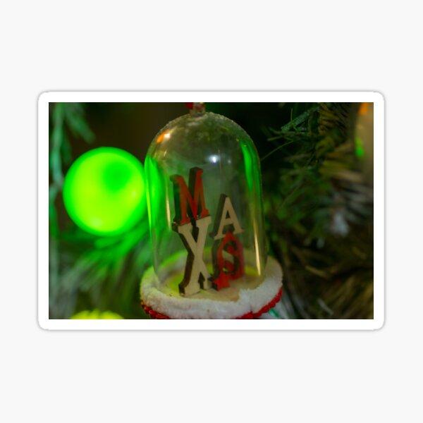 Christmas 16 Sticker