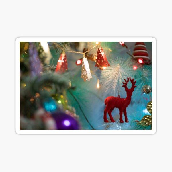 Christmas 17 Sticker