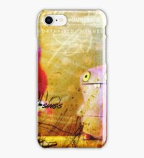 Plushes and monsters #2 iPhone Case/Skin
