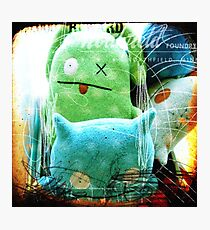 plushes and monsters #3 Photographic Print