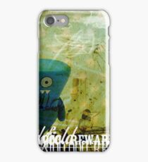 plushes and monsters #9 iPhone Case/Skin