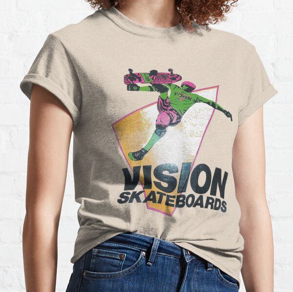 Vision skateboards T shirt designs  Classic T-Shirt
