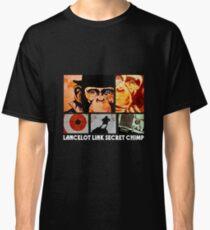 Lancelot Link: Geheimer Schimpanse Classic T-Shirt